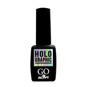 ГЕЛЬ-ЛАКИ GO ACTIVE HOLOGRAPHIC
